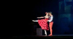 バレエ「ドン・キホーテ」の一部